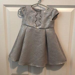 Carter's Silver dress